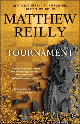 9781476749563: The Tournament