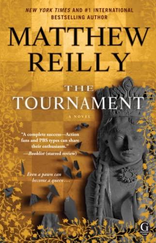 9781476749563: The Tournament