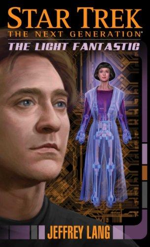 9781476750514: The Light Fantastic (Star Trek: The Next Generation)
