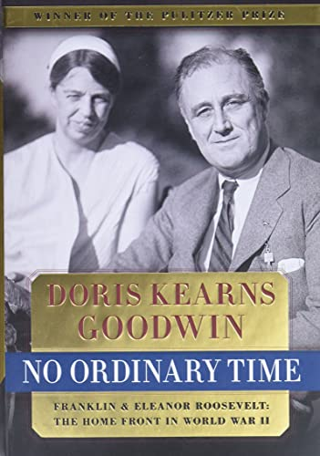 9781476750576: No Ordinary Time: Franklin & Eleanor Roosevelt: The Home Front in World War II