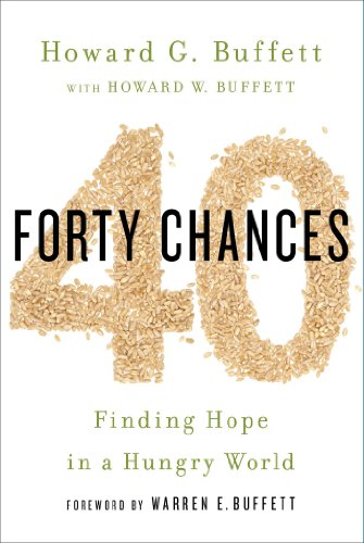 9781476750651: 40 Chances: Finding Hope in a Hungry World