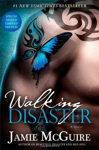 9781476751252: Walking Disaster Signed Limited Edition: A Novel