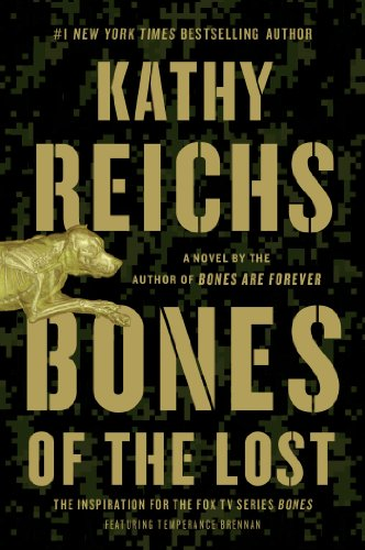 9781476751764: Bones of the Lost: A Temperance Brennan Novel