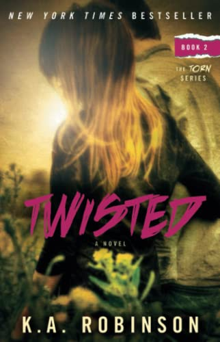 9781476752167: Twisted: Book 2 in the Torn Series