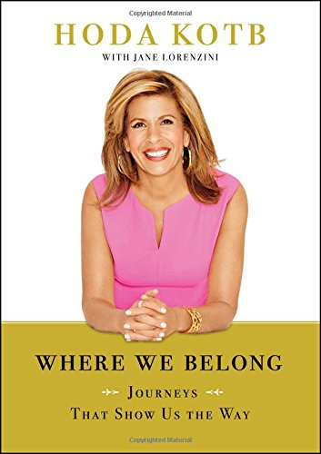 9781476752426: Where We Belong: Journeys That Show Us The Way