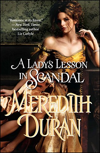 9781476752747: A Lady's Lesson in Scandal