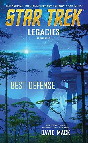 9781476753102: Legacies #2: Best Defense (Star Trek: The Original Series)