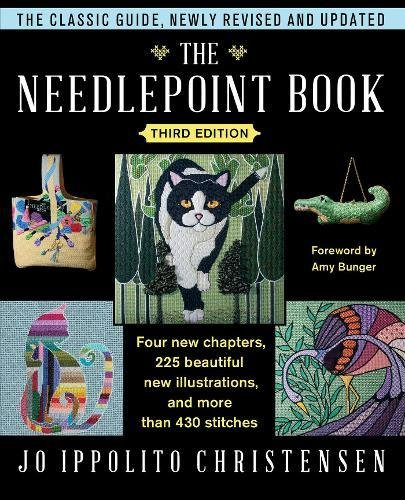 9781476754086: The Needlepoint Book: New, Revised, and Updated Third Edition