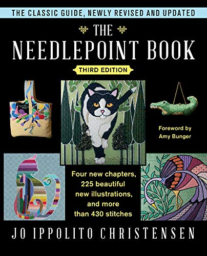 The Needlepoint Book Format: Paperback