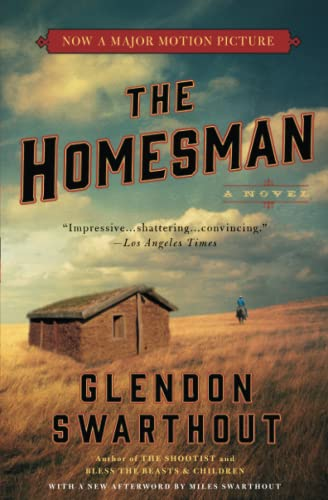 9781476754260: The Homesman