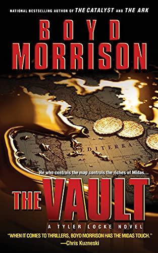 9781476754611: The Vault