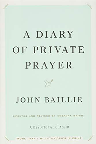 9781476754703: A Diary of Private Prayer