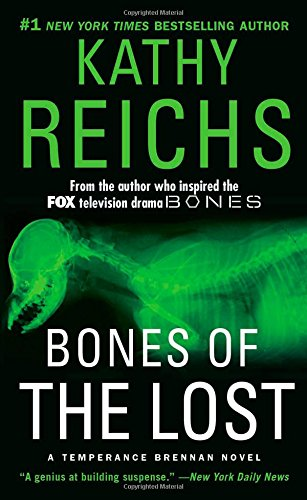 9781476754741: Bones of the Lost (Temperance Brennan Novels)