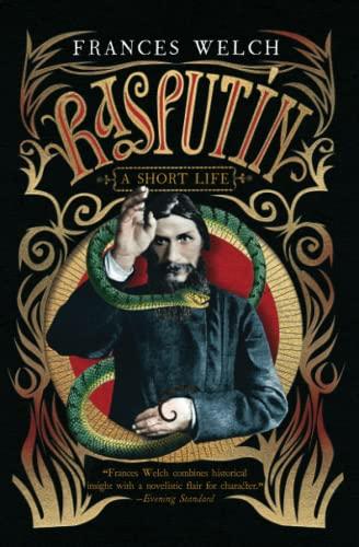 9781476755502: Rasputin: A Short Life