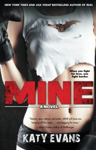 9781476755601: Mine (The REAL series)