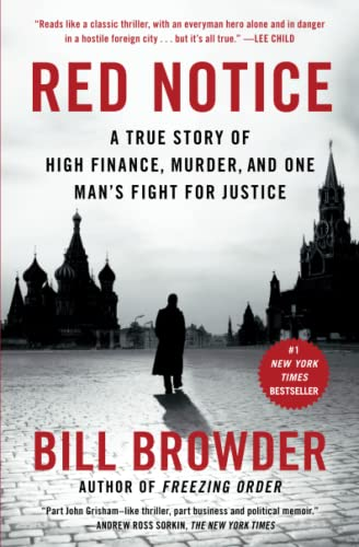 9781476755748: Red Notice: A True Story of High Finance, Murder, and One Man's Fight for Justice
