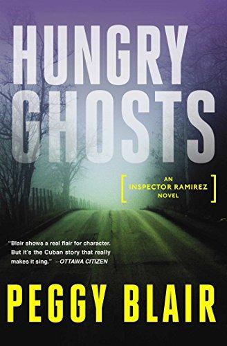 9781476757940: Hungry Ghosts: An Inspector Ramirez Novel