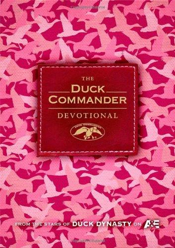 9781476757988: The Duck Commander Devotional Pink Camo Edition