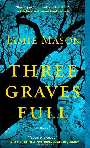 9781476759180: Three Graves Full