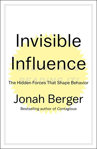 9781476759692: Invisible Influence: The Hidden Forces that Shape Behavior