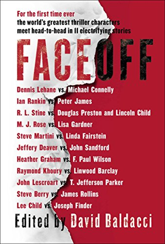FaceOff: Child, Lee, Connelly,