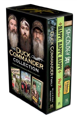 Duck Commander Collection: Duck Commander Family; Happy,: Robertson, Willie, Robertson,