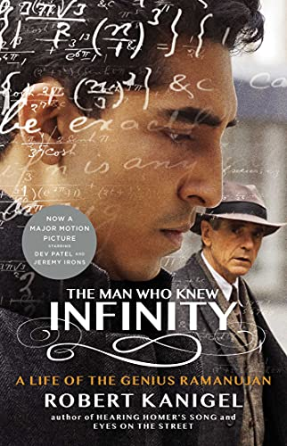 9781476763491: The Man Who Knew Infinity. Film Tie-In: A Life of the Genius Ramanujan