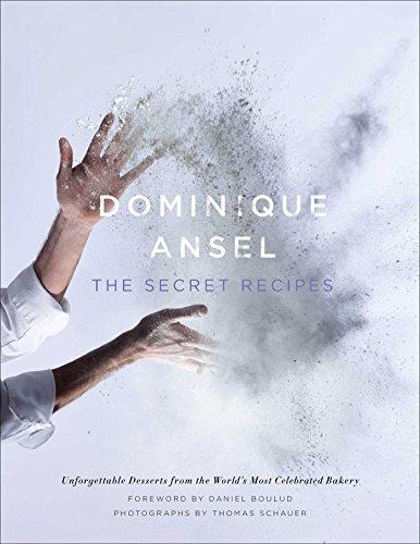 9781476764191: Dominique Ansel: The Secret Recipes