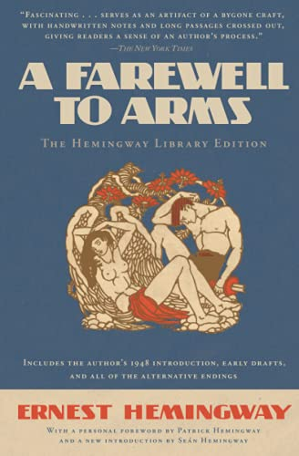 9781476764528: A Farewell to Arms: The Hemingway Library Edition