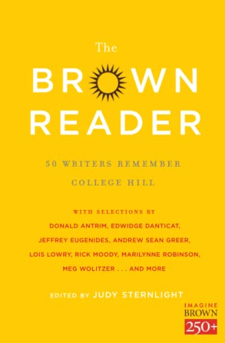 9781476765198: The Brown Reader: 50 Writers Remember College Hill