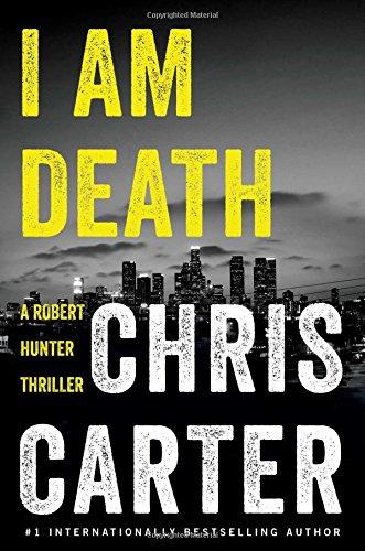 9781476765716: I Am Death (Robert Hunter Thrillers)
