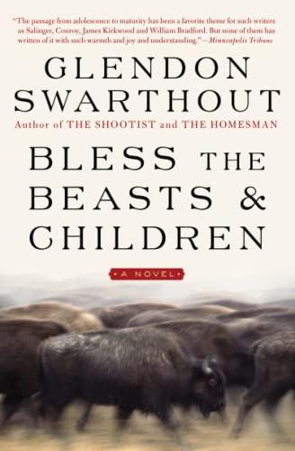 9781476766799: Bless the Beasts & Children: A Novel