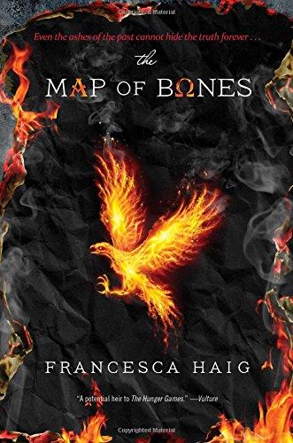 9781476767192: The Map of Bones (Fire Sermon)
