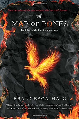9781476767222: The Map of Bones (Fire Sermon)
