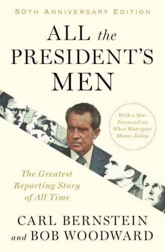 9781476770512: All the President's Men