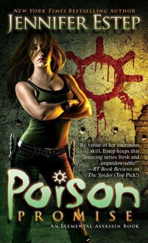 9781476771502: Poison Promise (Elemental Assassin)