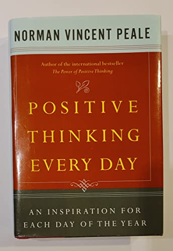 9781476772387: Positive Thinking Every Day: An Inspiration for Each Day of the Year