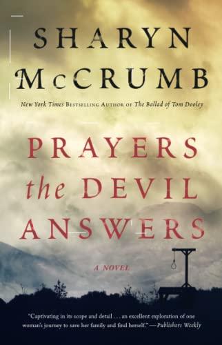 9781476772844: Prayers the Devil Answers: A Novel