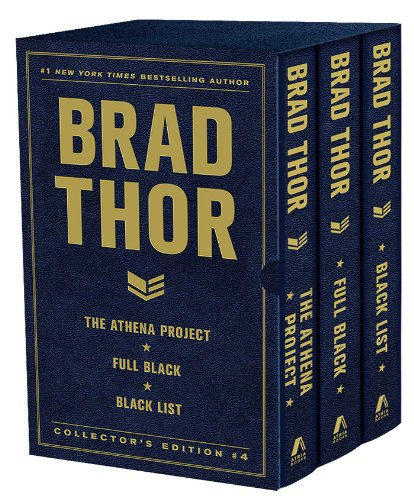 [signed] Thor, Brad | Scot Harvath Collection #4 | Signed Limited Edition Book