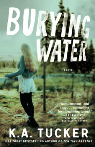 9781476774183: Burying Water