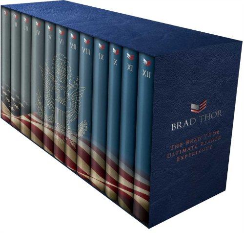 Brad Thor Mass Market Boxed Set (The Scot Harvath Series): Brad Thor