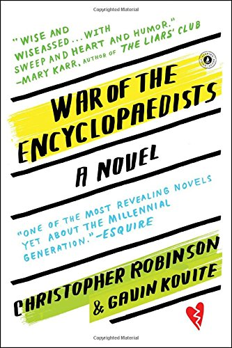 9781476775432: War of the Encyclopaedists: A Novel