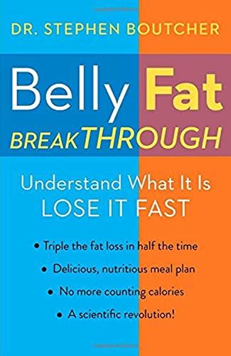 9781476775500: Belly Fat Breakthrough
