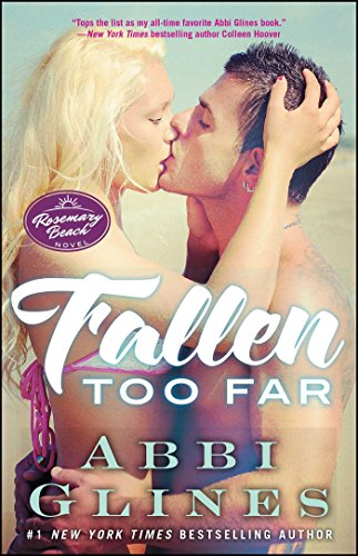9781476775982: Fallen Too Far: A Rosemary Beach Novel (The Rosemary Beach Series)