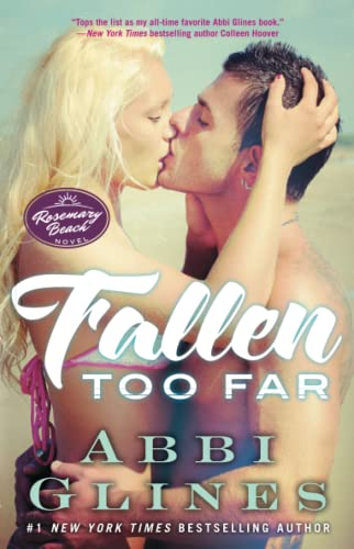 9781476775982: Fallen Too Far: A Rosemary Beach Novel (The Rosemary Beach Series)