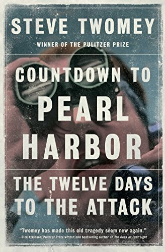 9781476776484: Countdown to Pearl Harbor: The Twelve Days to the Attack