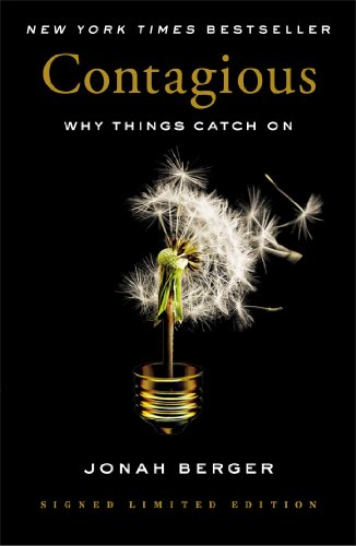 9781476776682: Contagious: Why Things Catch On