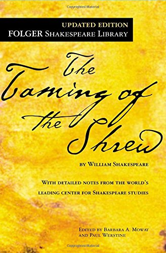 9781476777399: The Taming of the Shrew (Folger Shakespeare Library)