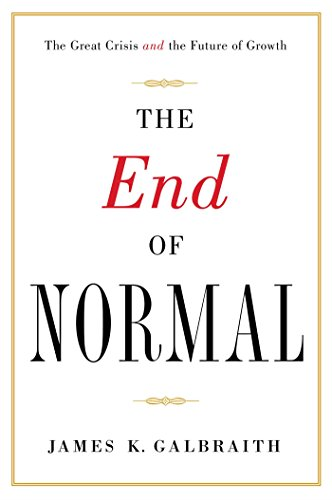 9781476777702: The End of Normal: Why the Growth Economy Isn't Coming Back