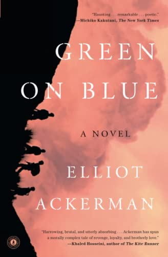 9781476778563: Green on Blue: A Novel